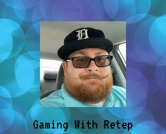 Gaming With Retep
